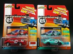 Johnny Lightning Spoilers 1994 Ford Mustang Version A&B