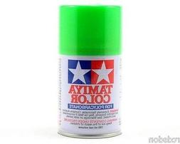 Tamiya Spray Fluorescent Green RC Car Paint for Polycarbonat