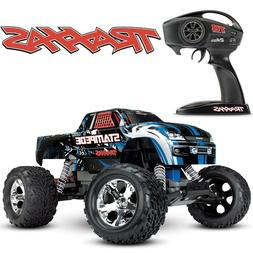 Traxxas Stampede 1/10 2WD Monster Truck with TQ 2.4GHz Radio