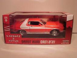Starsky and Hutch TV 1976 Ford Gran Torino Die-cast Car 1:24