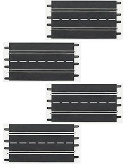 Carrera Digital 124 20509 Standard Straight 4pcs Race Track