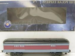 ✅LIONEL THE POLAR EXPRESS BAGGAGE ADD ON PASSENGER CAR FOR