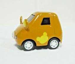 Toy for kids,car,metal brown,small for play, opening doors m