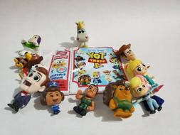 TOY STORY 4 MINIS - SERIES 2 - Blind Bag Mystery Figures - *
