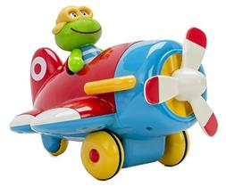 Early Learning Centre  Toybox Frankie Frog and his Flying Ma