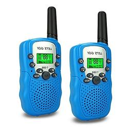 Toys for 4-5 Year Old Boys, DIMY Walkie Talkies for Kids Toy