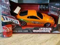 Jada Toys - Fast And Furious 1:10 Drift R/C - Mazda Rx-7 Coo
