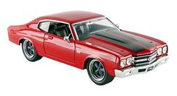 Jada Toys Fast & Furious 8 1:24 Diecast-'70 Chevy Chevelle S