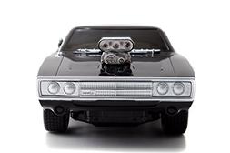 Jada Toys Fast & Furious RC 1970 Dodge Charger RT Vehicle ,