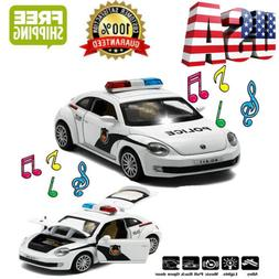 Toys for Boys Kids Police LED Music Truck Car Cool Birthday