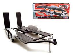 TRAILER FOR 1/24 SCALE DIECAST MODEL BY MOTORMAX 76001