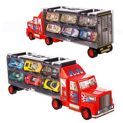 Transport Car Carrier Truck/diecast car Toy for Kids  …