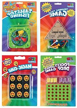 Travel Toys and Games for Car Rides or Road Trips Including