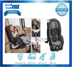 tribute lx convertible car seat with buckled