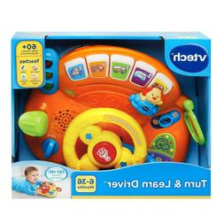 VTech Turn and Learn Driver For Children Baby Car Education