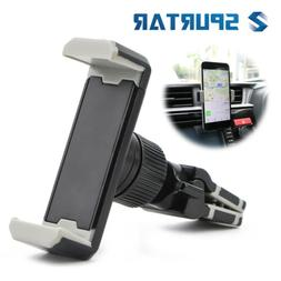 Universal 360° Rotating Car Air Vent Mount Cradle Holder Fo