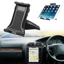 "Universal Adjust Car CD Slot Mount Holder for 7""-12"" iPad/Ga"