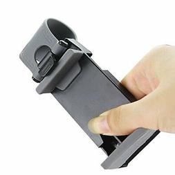 Universal GRAY BLACK CAR MOUNT Steering Wheel Holster Clip H