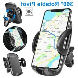 Universal Car Air Vent Mount Cell Phone GPS Holder 360° Sta