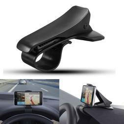 Universal Car Dashboard Mount Holder Stand Clamp Cradle Clip