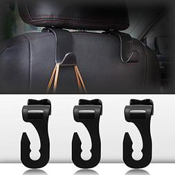 CALAP STORE - 2 PCS Universal Car Seat Back Hooks Hangers Or