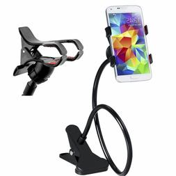 Universal Lazy Mobile Phone Desk Stand Holder Mount Bracket