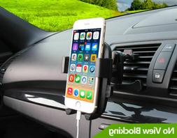 universal rotate car mount holder stand air