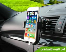 Universal Rotate Car Mount Holder Stand Air Vent Cradle For