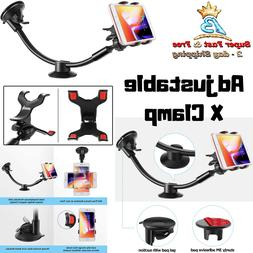 "Universal Smart Phone Mount Holder Cradle 11"" For Truck Car"