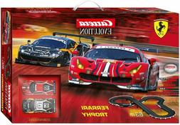 Carrera USA Ferrari Trophy Slot Car Racing. Best Price