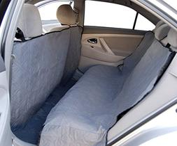 Yes4All Waterproof Hammock Back Seat Cover for Pets. Quilted