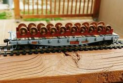 Wheel Car Rack for Flat Car or Gondola - N Scale - 1:160 - R