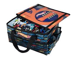 Neat-Oh! Hot Wheels on The Go Storage Organizer Desk