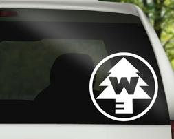 Wilderness Explorer Disney Decal Sticker for Car, Wall or La