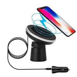 Spedal Wireless Car Charger Magnetic Charging Pad Air Vent P